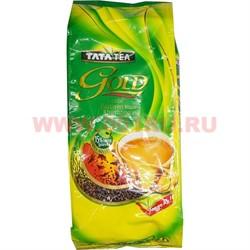 Чай индийский Tata Tea Gold 500 гр гранулированный - фото 47610