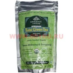 Чай индийский Tulsi Green Tea 100 гр - фото 47640
