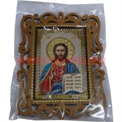 """Икона 14*0,3*10 """"Иисус отец наш небесный"""" - фото 47647"""