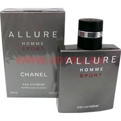 """Туалетная вода Chanel """"Allure Homme Sport"""" 100 мл мужская - фото 47881"""