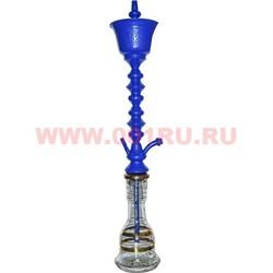 """Кальян Халил Мамун """"шериф"""" синий 83 см - фото 47900"""