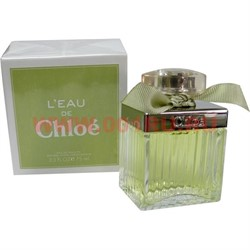 "Туалетная вода Chloe ""L'eau de Chloe"" 75 мл женская - фото 47952"