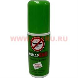 """Спрей-репеллент """"КомарEND"""" от укусов комаров, клещей и мошек 100 мл - фото 47975"""