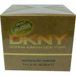 """Парфюмированная вода DKNY """"Golden Delicious"""" 100 мл женская - фото 47980"""