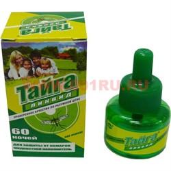 Тайга Ликвид жидкостный наполнитель для защиты от комаров (60 ночей) 12 шт/уп - фото 48011