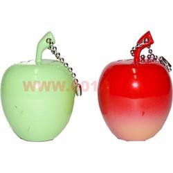 """Зажигалка-брелок """"яблоко"""" 20 шт/уп - фото 48081"""