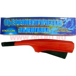 Зажигалка пьезоэлектрическая, цвета в ассортименте - фото 48275