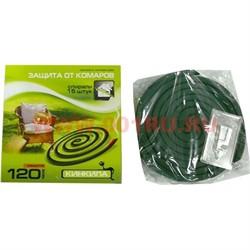 Защитные спирали от комаров Кинкила (15 шт) 60 шт/кор - фото 48284