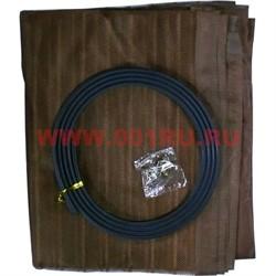 Дверная антимоскитная сетка на магнитах с одной птичкой коричневая - фото 48375