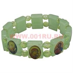 Браслет с иконками православный светящийся 12 шт/уп - фото 48405