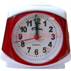 """Часы будильник """"Космос"""" кварцевые - фото 92777"""