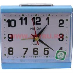 Часы будильник кварцевые - фото 92779