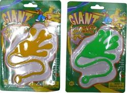 Лизун рука-хваталка Sticky Hands 4 цвета - фото 95257