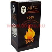 Уголь кальянный кокосовый Mizo 96 шт 1 кг (Индонезия)