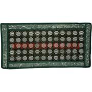 Коврик нефритовый в сеточке 60 таблеток больших 26х51 см