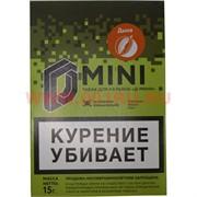 Табак для кальяна 15 гр Д-Мини «Дыня» крепкий