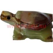 Черепаха 8 см, оникс (3 дюма)
