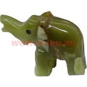 Слон 7-8 см, оникс (3 дюйма)