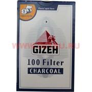 Фильтры угольные для самокруток Gizeh, 100 штук