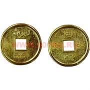 Золотая монета 1,8 см