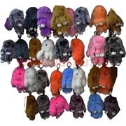 Подвеска-брелок «Кролик» цветной