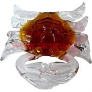 Кристалл «Краб 4 в 1» коричневый, цена за набор