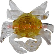 Кристалл «Краб 4 в 1» желтый, цена за набор