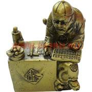 Нецке фигурка Хозяин денег 7,5 см (NS-014) из полистоуна