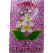 Стеклярус для бисероплетения №149 розовый