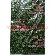 Стеклярус для бисероплетения №27 зеленый
