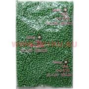 Бисер №12 (1,9 мм) светло-зеленый №47 матовый 450 грамм