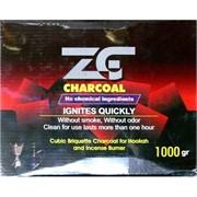 Уголь для кальяна Zhogal Galeb древесный 1 кг