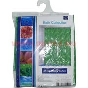 Штора для ванной комнаты 3-D Eva 180х180 см, цвета в ассортименте