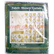 Штора (занавеска) для ванной комнаты 170х180 см цвета миксом
