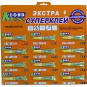 Клей Экстра моментальный MX Bond, цена за 12 штук