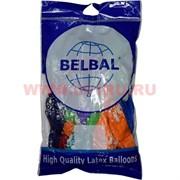 Шар воздушный 14 дюймов 25 шт «ДР Винни Пух» пастель шелкография Belbal