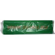 Палочки зеленые для воздушных шариков 100 шт
