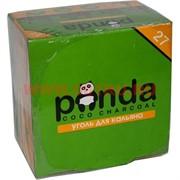 Уголь для кальяна Panda 27 кубиков кокосовый