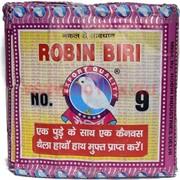 Биди сигареты Robin Biri 20 уп х 20 шт индийские