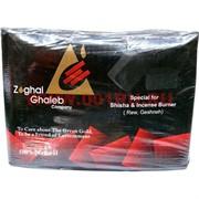 Уголь для кальяна Zoghal Ghaleb 1 кг (Иран)