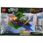 Конструктор Ninja Turtle 2 на 92 детали 4-в-1