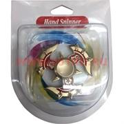 Игрушка спиннер «сюрикен» антристресс из серии Hand Spinner
