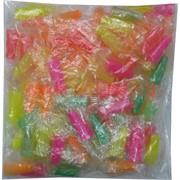 Мундштуки для кальяна 100 шт цветные, цена за упаковку