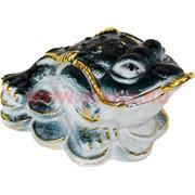 Жаба из фарфора (KL-1251) цветная 60 шт/кор