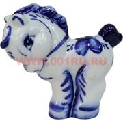 Лошадь (1124) из фарфора 8,5 см (2 размер) 120 шт/кор