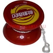 Йо-йо цветной пластиковый (цвета в ассортименте) цена за 12 шт