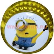 Йо-Йо светящиеся «Миньон» цена за 24 шт