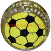 Йо-Йо светящиеся «Футбольный мяч» цена за 24 шт