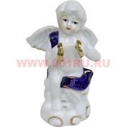 Ангелочек из фарфора 12,5 см (555) 72 шт/кор