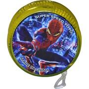 Йо-Йо «Человек-Паук» 53х30 мм цена за 24 шт
